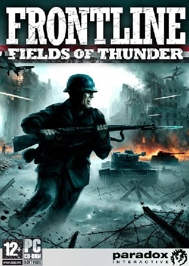 Descargar Frontline Fields Of Thunder [English] por Torrent